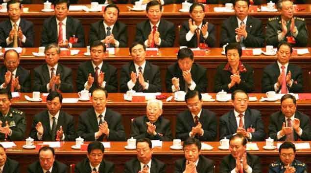 Os novos dirigentes da China foram eleitos para um novo período de 10 anos
