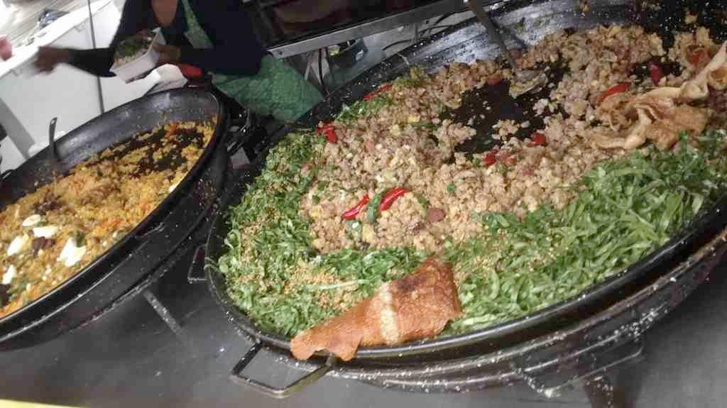 O 1º Festival Gastronômico Mundo Caipira, que reúne 150 expositores no Memorial da América Latina, teve entrada gratuita e pratos